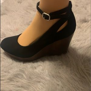 Report Eveleigh-Wood Platform Wedge Size 7.5W